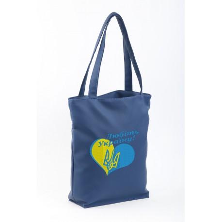 7721bd37feaa Молодежная женская сумка с вышивкой - torbochki.in.ua