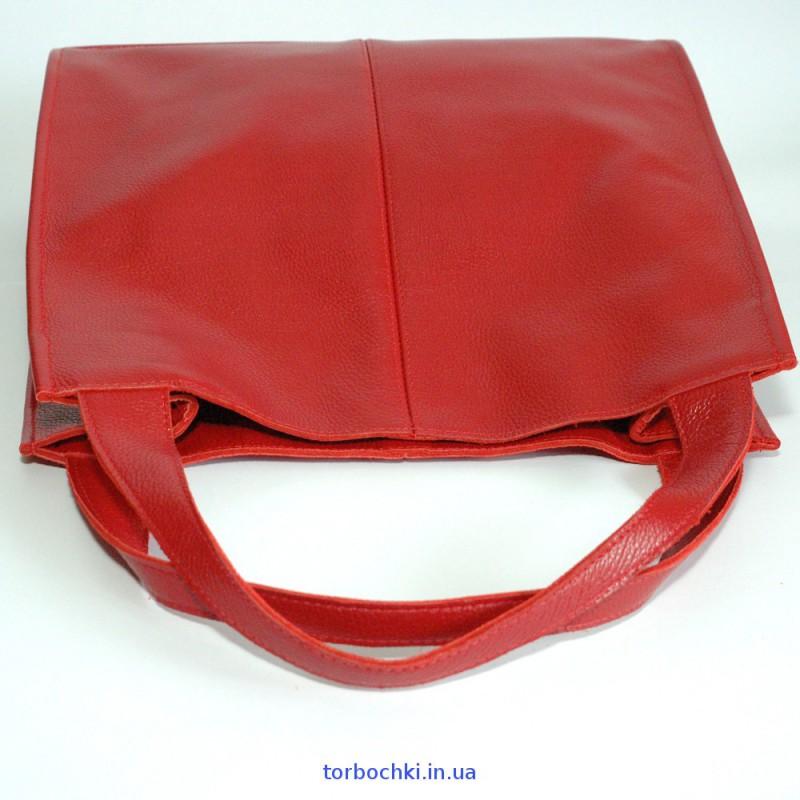 Стильная сумка-шоппер и хоббо (hobo bag) из натуральной кожи 2 в 1 ... 709f9794f5b
