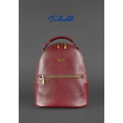 Рюкзак и сумка 2 в 1 из натуральной кожи