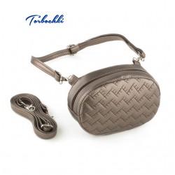 """Овальная сумочка на пояс """"Gucci"""""""