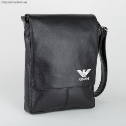 Мужская сумка с логотипом Armani