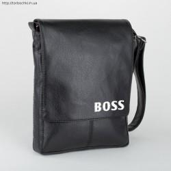 Мужская сумка с логотипом Boss